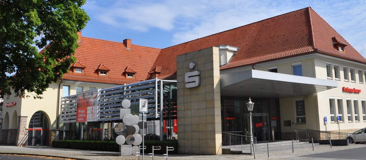 Kreissparkasse Schwalm-Eder in Melsungen